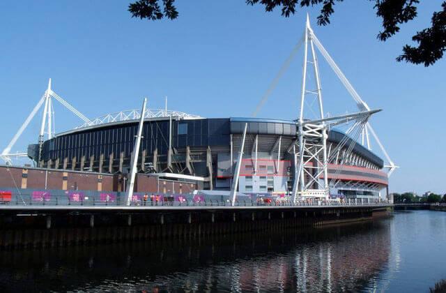 principality stadium venue