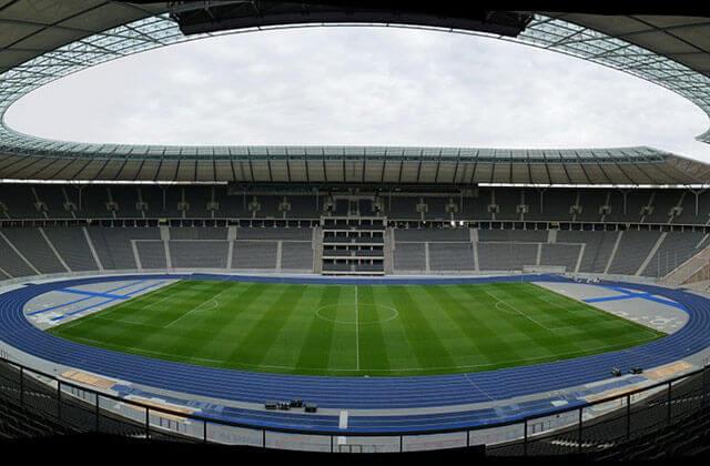 Stadio Olimpico venue